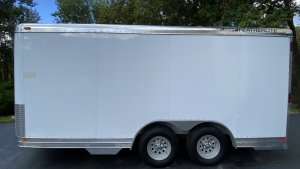 16' Featherlite Trailer for sale